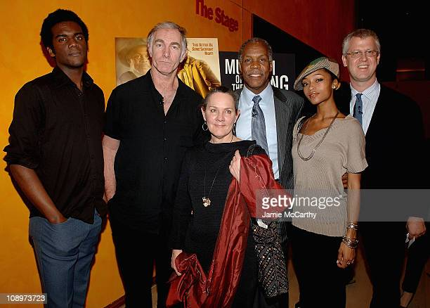 Musician Gary Clark Jr., Writer\Director John Sayles, Producer Maggie Renzi, Actor Danny Glover, Actress Yaya DaCosta and David Schwartz,Curator of...