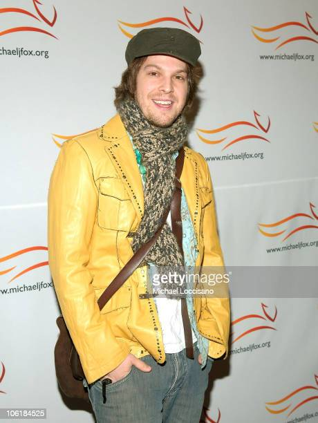 """Musician Gavin DeGraw arrives to """"A Groovy Thing Happened On The Way to Cure Parkinson's"""", benefitting The Michael J. Fox Foundation for Parkinson's..."""