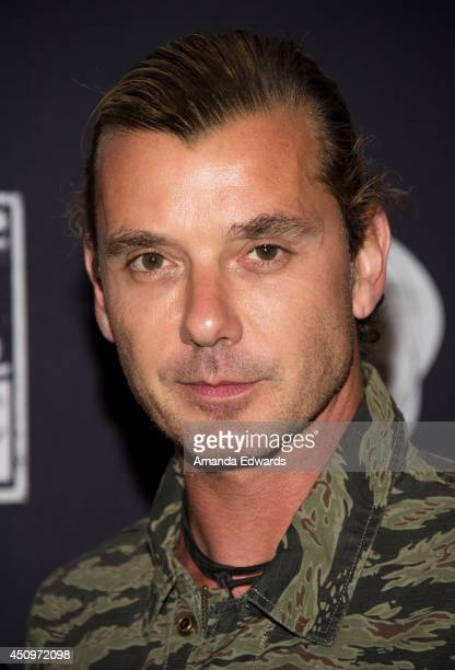 Musician Gavin Rossdale arrives at the afterparty for the 4th annual production of The 24 Hour Plays In Los Angeles benefitting Urban Arts...