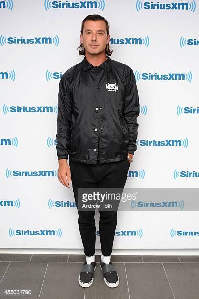 Musician Gavin Rossdale visits SiriusXM Studios on September 9, 2014 in New York City.
