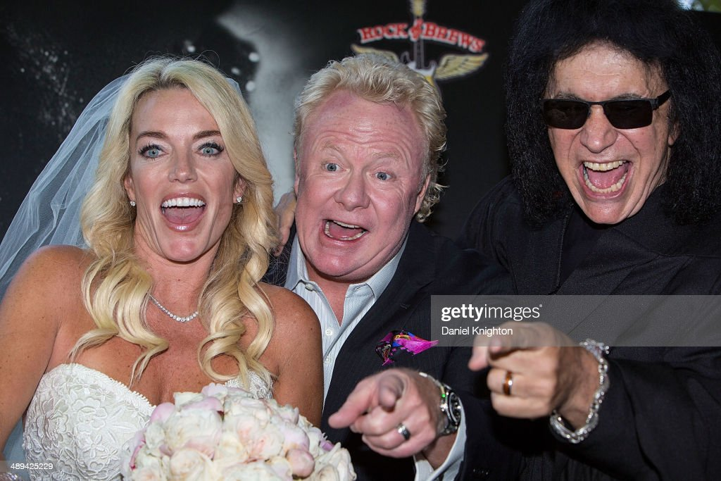 Gene Simmons Officiates First Wedding At Rock Brews Photos And