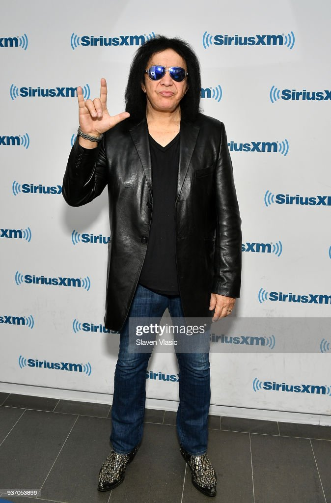 Celebrities Visit SiriusXM - March 23, 2018