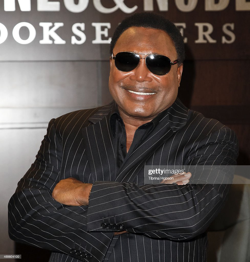 "George Benson Book Signing For ""Benson"""