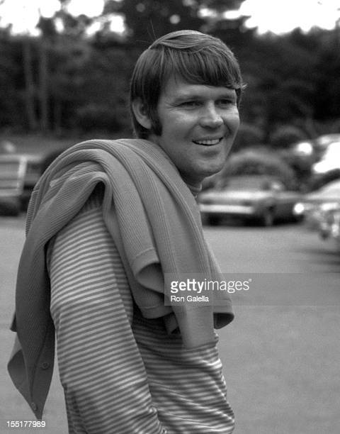 Musician Glen Campbell attends 29th Annual Bing Crosby National ProAm Golf Tournament and Clambake on January 22 1970 at Pebble Beach in Carmel...