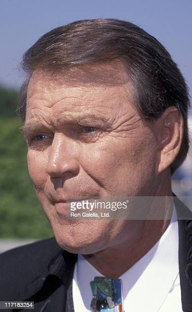Musician Glen Campbell attends 33rd Annual Academy of Country Music Awards on April 22 1999 at the Universal Ampitheater in Universal City California