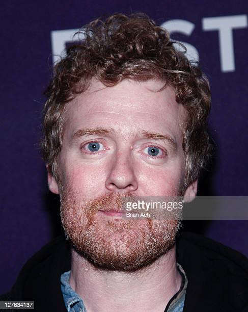 Musician Glen Hansard attends the premiere of The Swell Season during the 10th annual Tribeca Film Festival at AMC Loews Village 7 on April 22 2011...