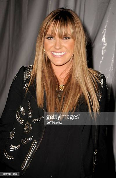 """Musician Grace Potter of Grace Potter and The Nocturnals during """"VH1 Divas Salute the Troops"""" presented by the USO at the MCAS Miramar on December 3,..."""