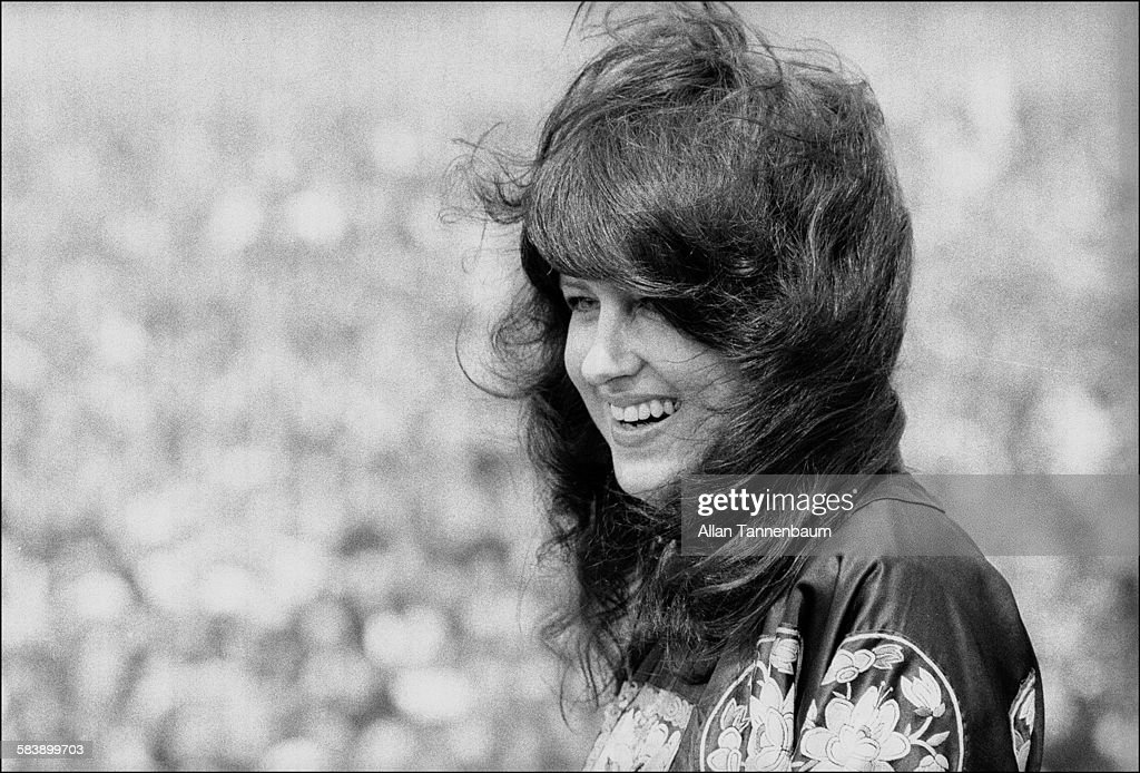 Grace Slick Starship Smile : News Photo