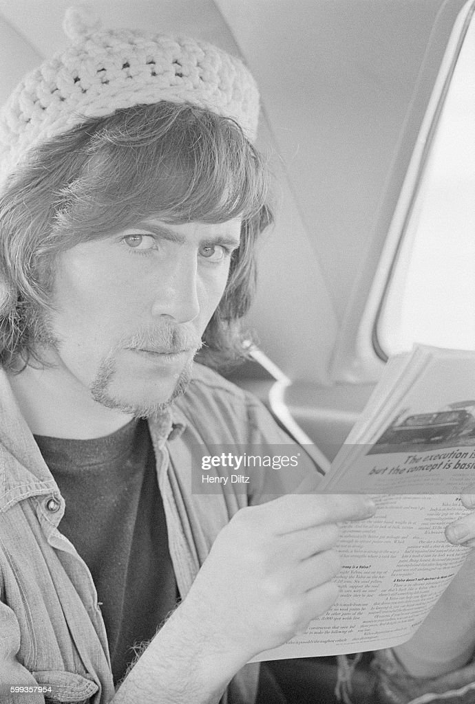 Musician Graham Nash of Crosby, Stills & Nash travels to Big Bear Lake.