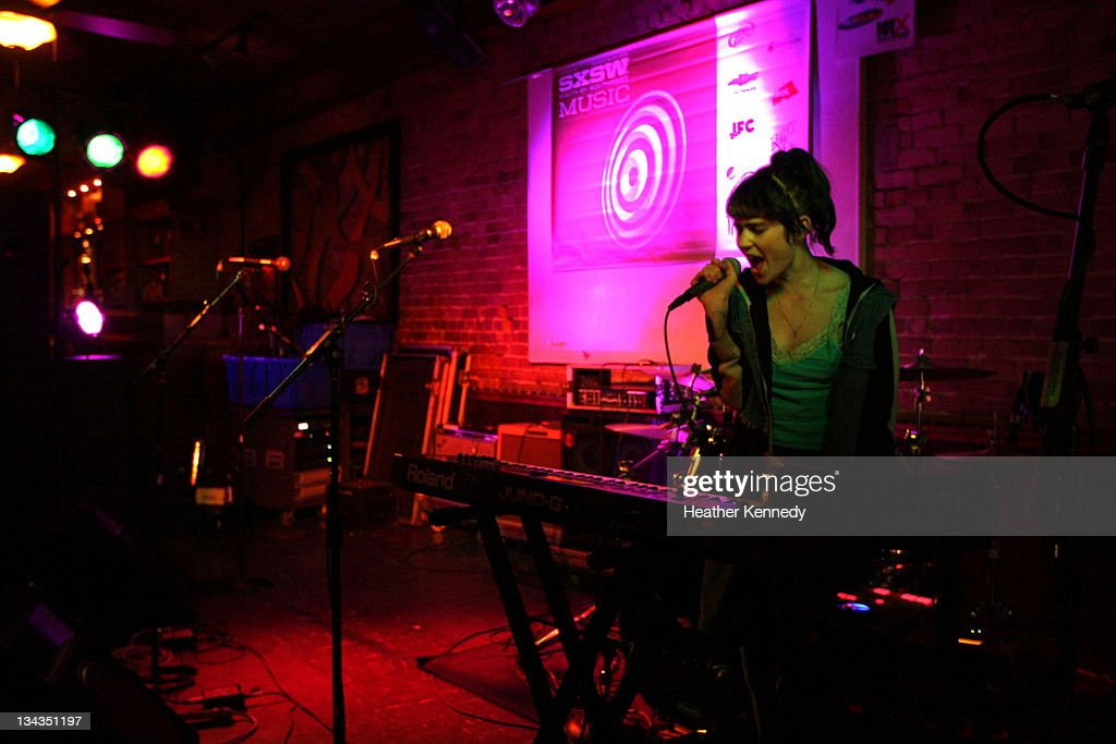 2011 SXSW Music, Film + Interactive Festival - Tuesday Night Quebec Showcase : News Photo