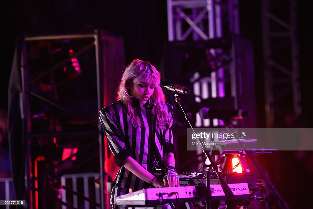 2016 Coachella Valley Music And Arts Festival - Weekend 1 - Day 2 : News Photo