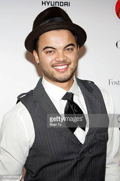 Musician Guy Sebastian arrives at Stardust Pictures and Jamie Kennedy Host Haven Oscar Week Reception at Haven by HFM on February 19, 2009 in Beverly...