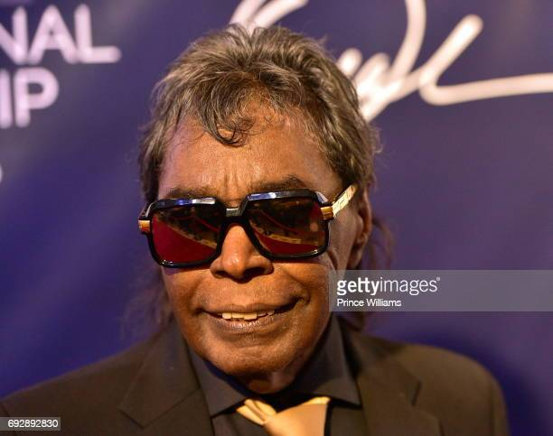 Musician Hamilton Bohannon attends the 2017 Andrew Young International Leadership awards and 85th Birthday tribute at Philips Arena on June 3 2017 in...