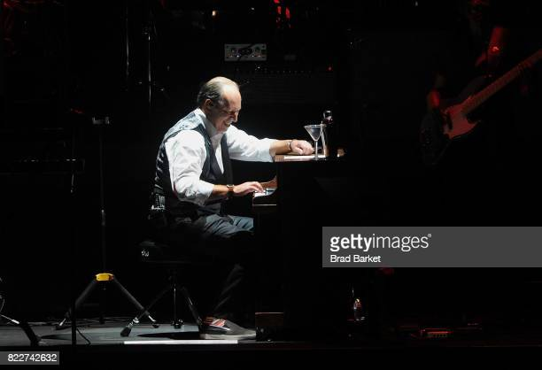 Musician Hans Zimmer performs at Radio City Music Hall on July 25 2017 in New York City