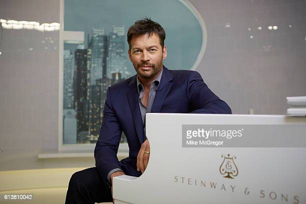 Musician Harry Connick Jr is photographed for Variety on August 12 2016 in New York City PUBLISHED IMAGE