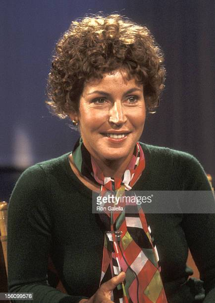 Musician Helen Reddy attends the Taping of 'Midday Live with Bill Boggs' on November 1, 1977 at WNEW-TV Studios in New York City, New York.