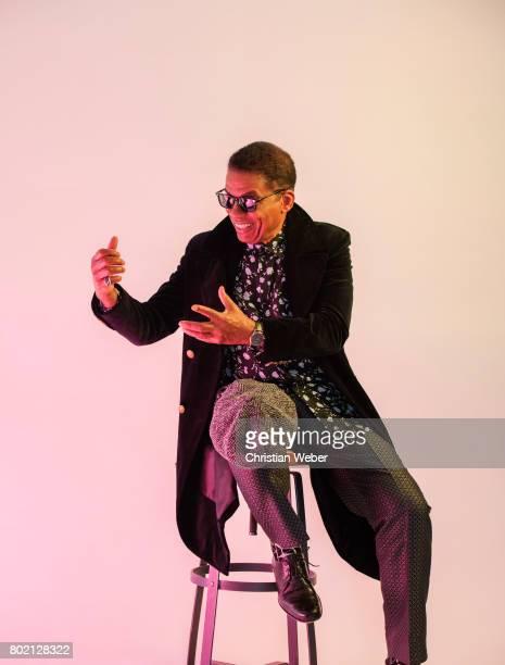Musician Herbie Hancock for GQ Conde Nast on September 15 2016 in New York City