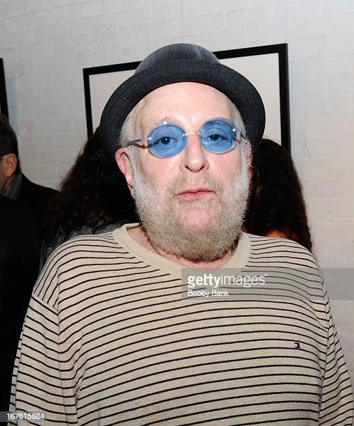 Musician Howard Kaylan of The Turtles attends the Graham Nash Photo Exhibit Opening at the Morrison Hotel Gallery on April 25 2013 in New York City