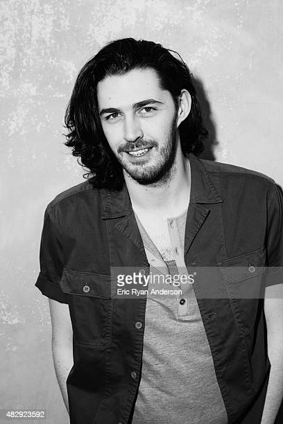 Musician Hozier is photographed for Billboard Magazine on March 11 2015 in New York City