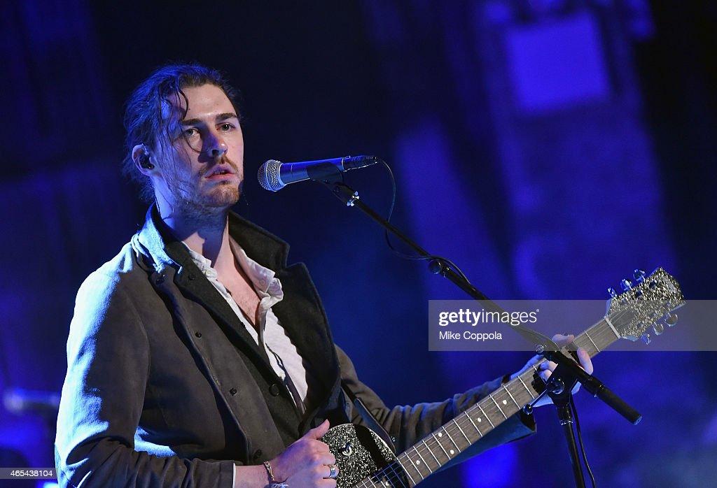 Hozier In Concert- New York, NY : News Photo