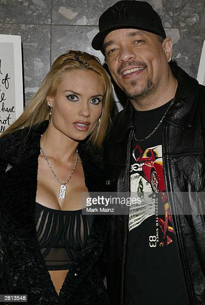 Musician IceT attends the Celebrity Bartending Bash raising money for PAX a nonlobbying organization dedicated to ending gun voilence at Ian...