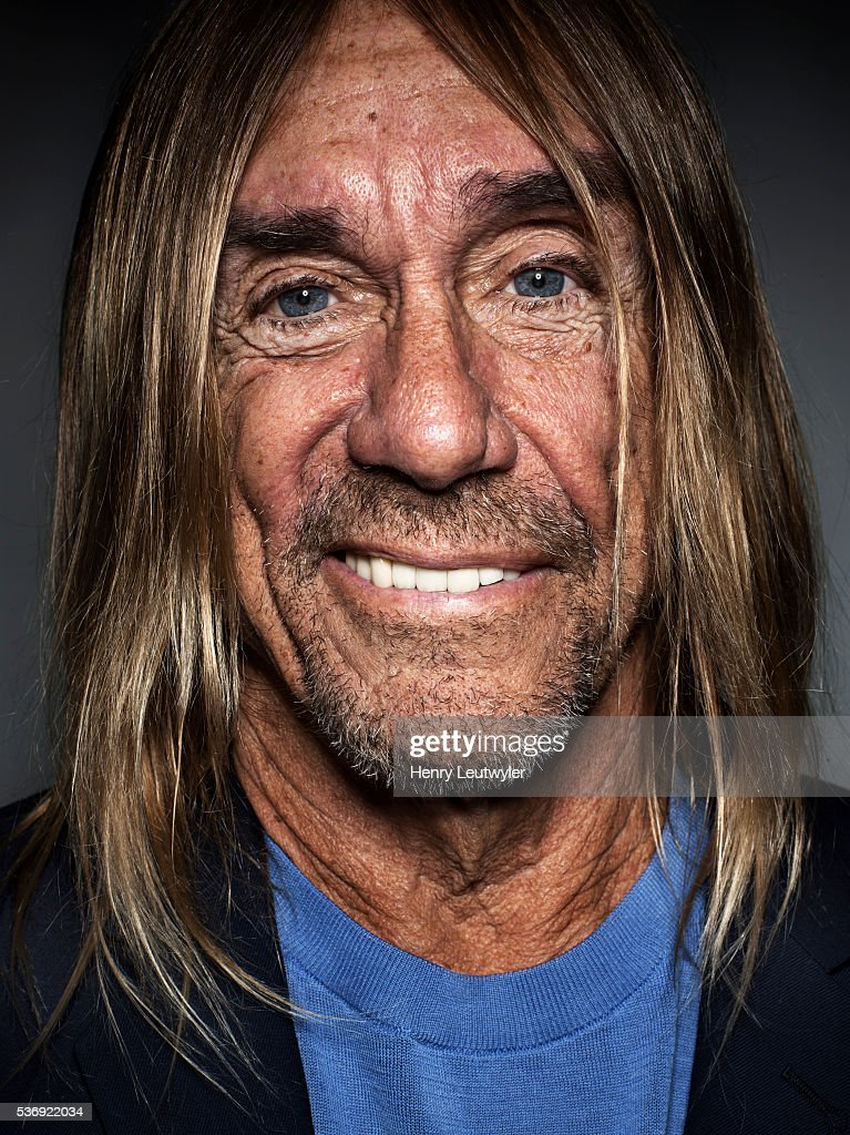 Iggy Pop, Telerama, March 18, 2016