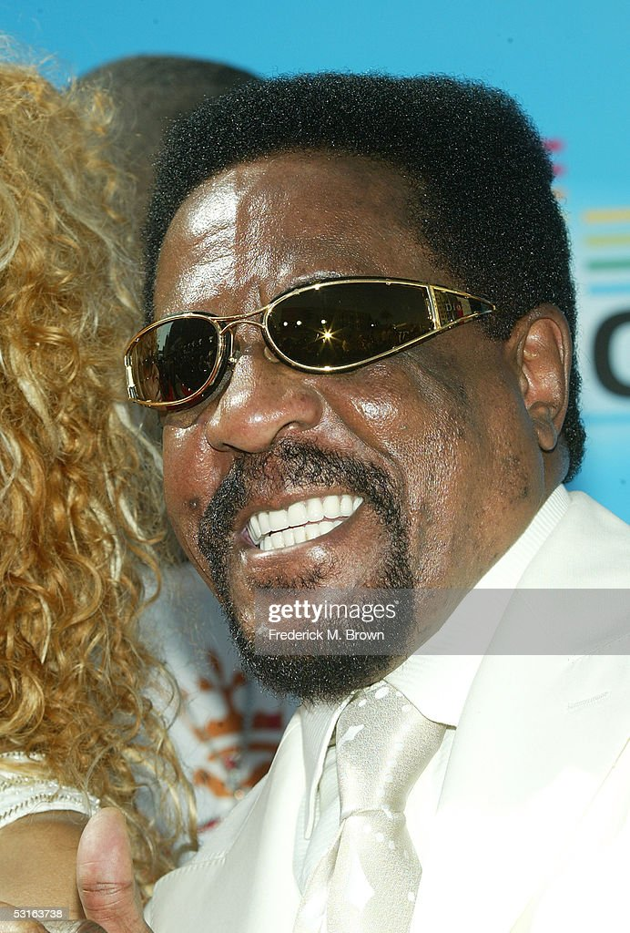 Musician Ike Turner arrives at the BET Awards 05 at the Kodak Theatre on June 28, 2005 in Hollywood, California.