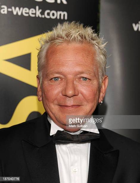 Musician Iva Davies arrives for The 9th annual G'Day USA Los Angeles Black Tie Gala at the Grand Ballroom at Hollywood Highland Center on January 14...
