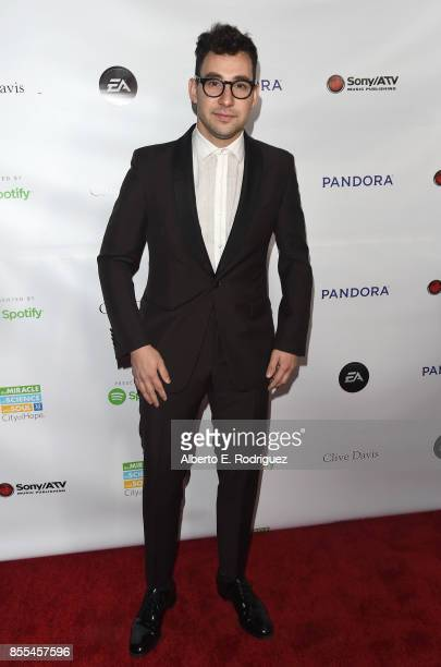 Musician Jack Antonoff attends City of Hope's Music Film and Entertainment Industry's Songs of Hope Event at Private Residence on September 28 2017...