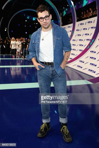 Musician Jack Antonoff during the 2017 MTV Video Music Awards at The Forum on August 27 2017 in Inglewood California