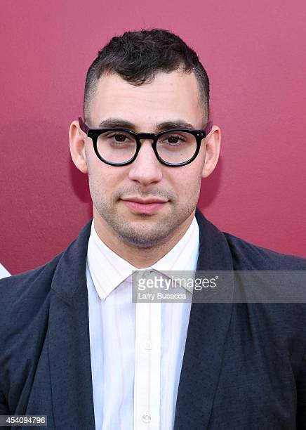 Musician Jack Antonoff of Bleachers and fun attends the 2014 MTV Video Music Awards at The Forum on August 24 2014 in Inglewood California