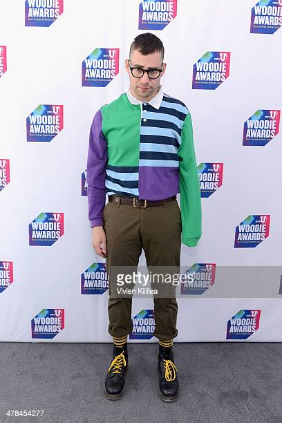 Musician Jack Antonoff of Bleachers attends the 2014 mtvU Woodie Awards and Festival on March 13 2014 in Austin Texas