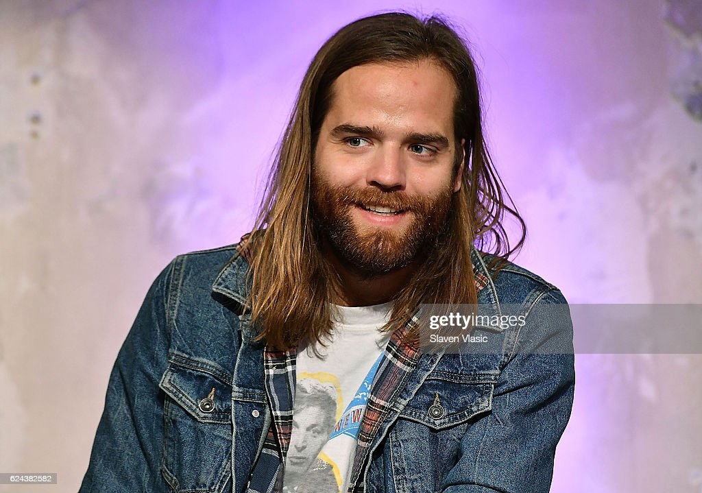 Musician Jack Lawless of 'DNCE' visits AOL BUILD at AOL HQ on November 18, 2016 in New York City.