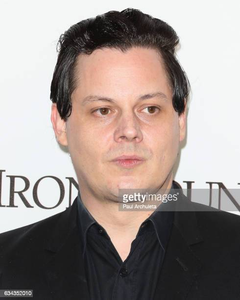 Musician Jack White attends the Recording Academy producers and engineers wing presents the10th Annual Grammy week event at The Village Recording...