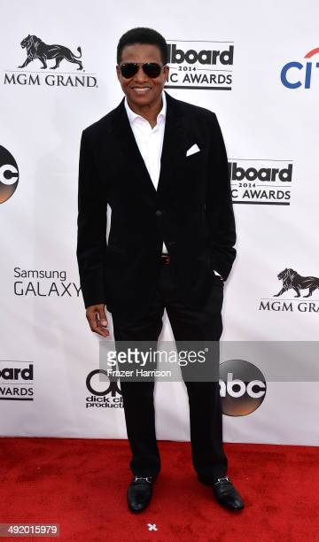 Musician Jackie Jackson attends the 2014 Billboard Music Awards at the MGM Grand Garden Arena on May 18 2014 in Las Vegas Nevada