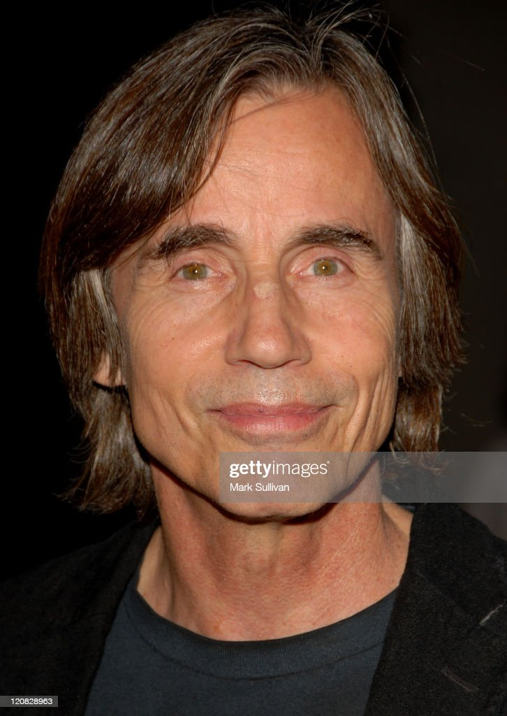 Musician Jackson Browne arrives at Runnin' Down A Dream: Tom Petty and The Heartbreakers premiere held in Burbank, California on October 2, 2007.