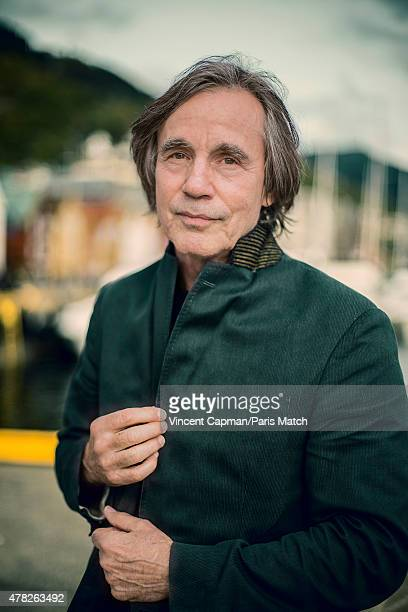 Musician Jackson Browne is photographed for Paris Match on June 9 2015 in Bergen Norway