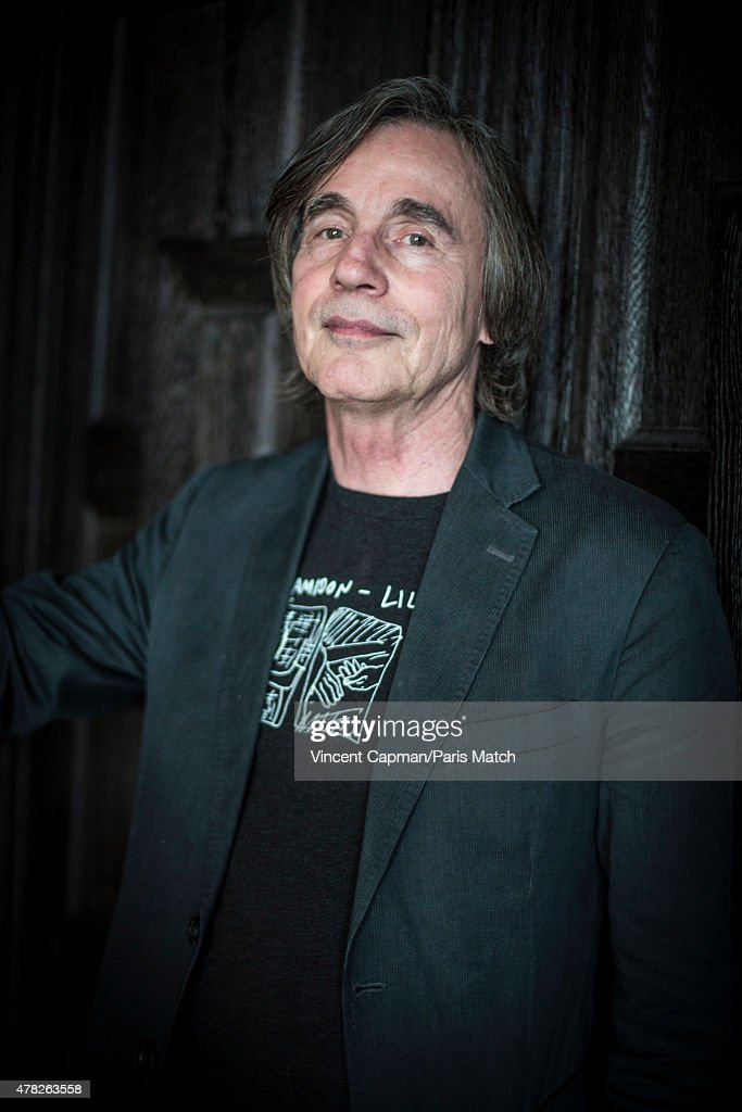 Jackson Browne, Paris Match Issue 3448, June 24, 2015