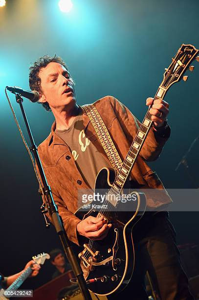 Musician Jakob Dylan performs onstage during Petty Fest 2016 at The Fonda Theatre on September 13 2016 in Los Angeles California