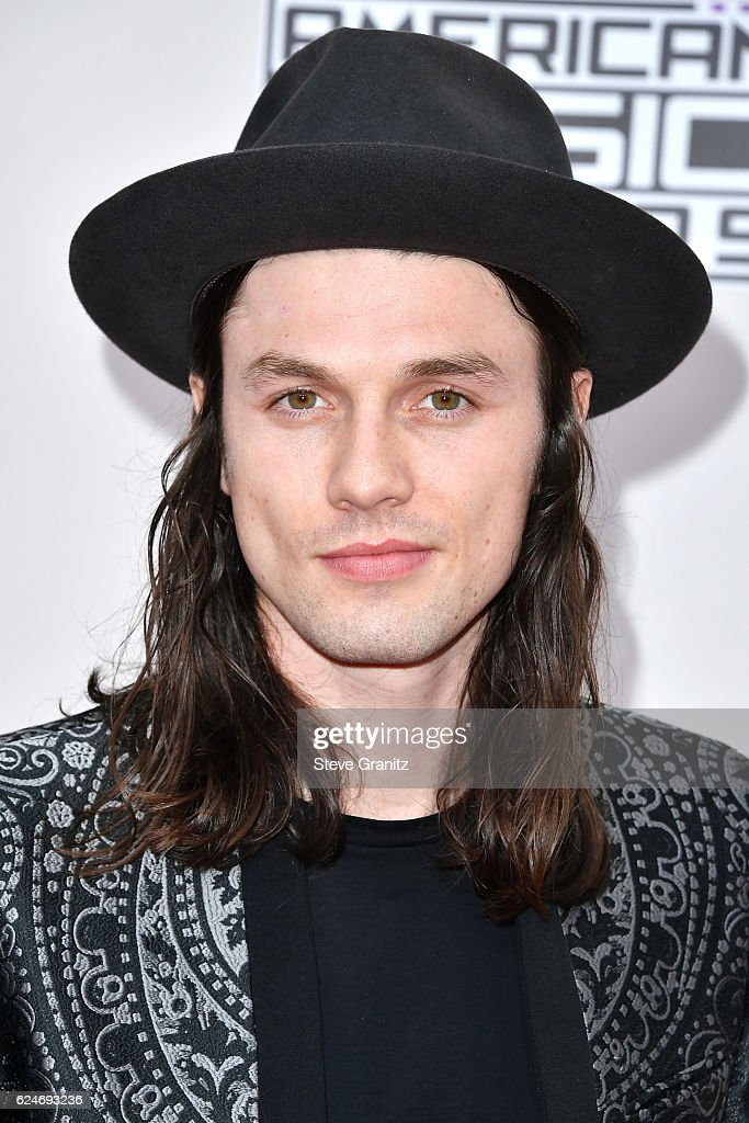 Musician James Bay attends the 2016 American Music Awards at Microsoft Theater on November 20, 2016 in Los Angeles, California.