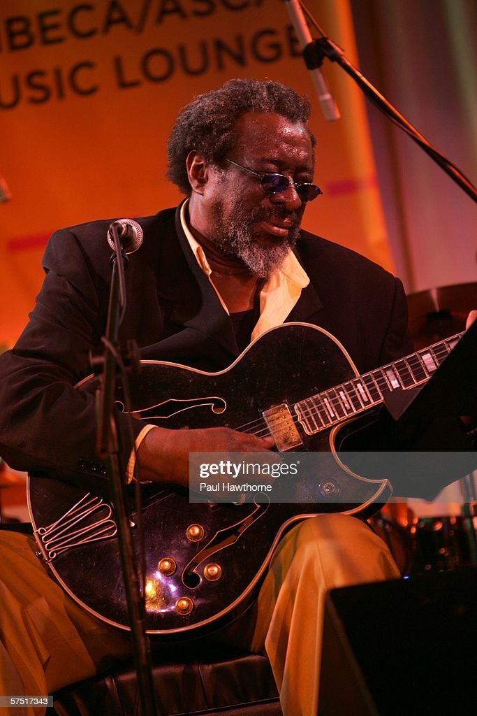 Tribeca/ASCAP Music Lounge Presents James Blood Ulmer At Canal Room : Nachrichtenfoto