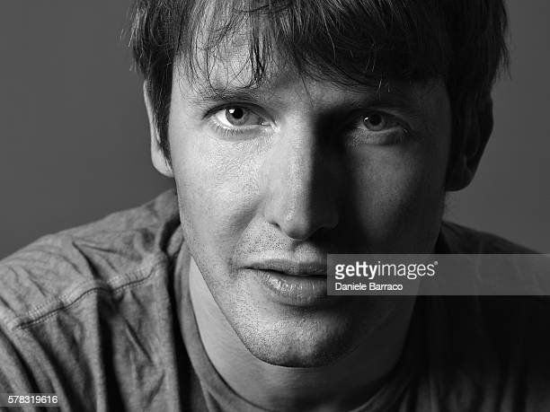 Musician James Blunt is photographed for Self Assignment in 2011.