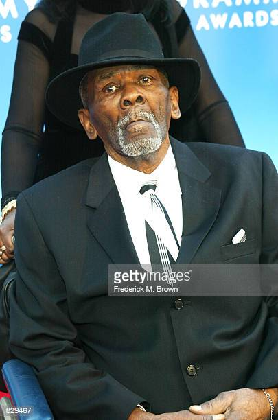 Musician James Carter attends the 44th Annual Grammy Awards at Staples Center February 27 2002 in Los Angeles CA