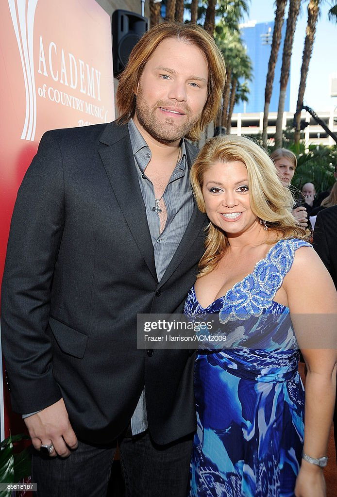 44th Annual Academy Of Country Music Awards - Arrivals : Nachrichtenfoto