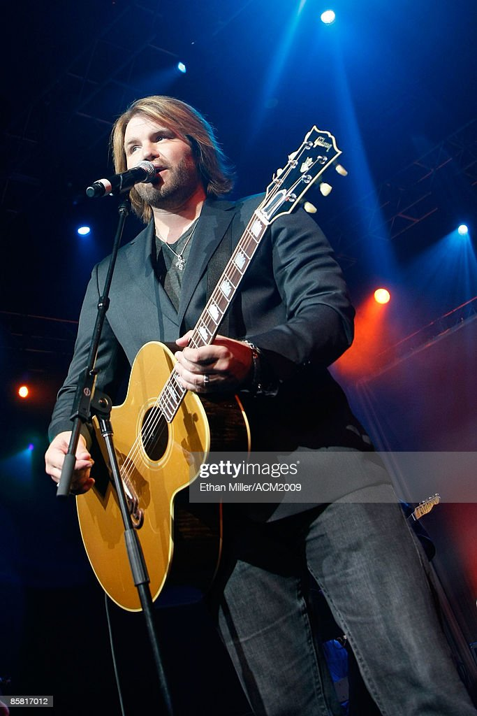 44th Annual Academy Of Country Music Awards All-Star Jam : News Photo