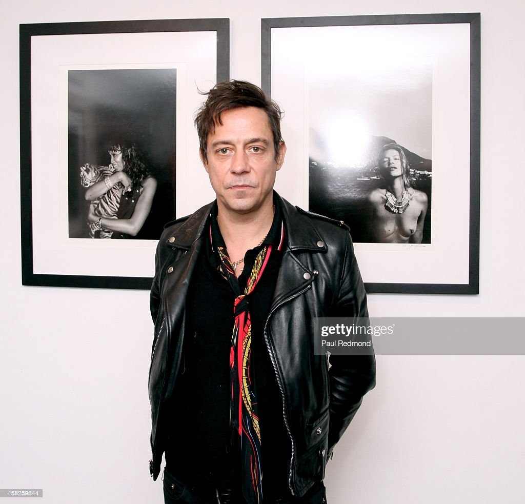 "Jamie Hince Of The Kills Celebrates The Launch Of His New Book ""Echo Home"""