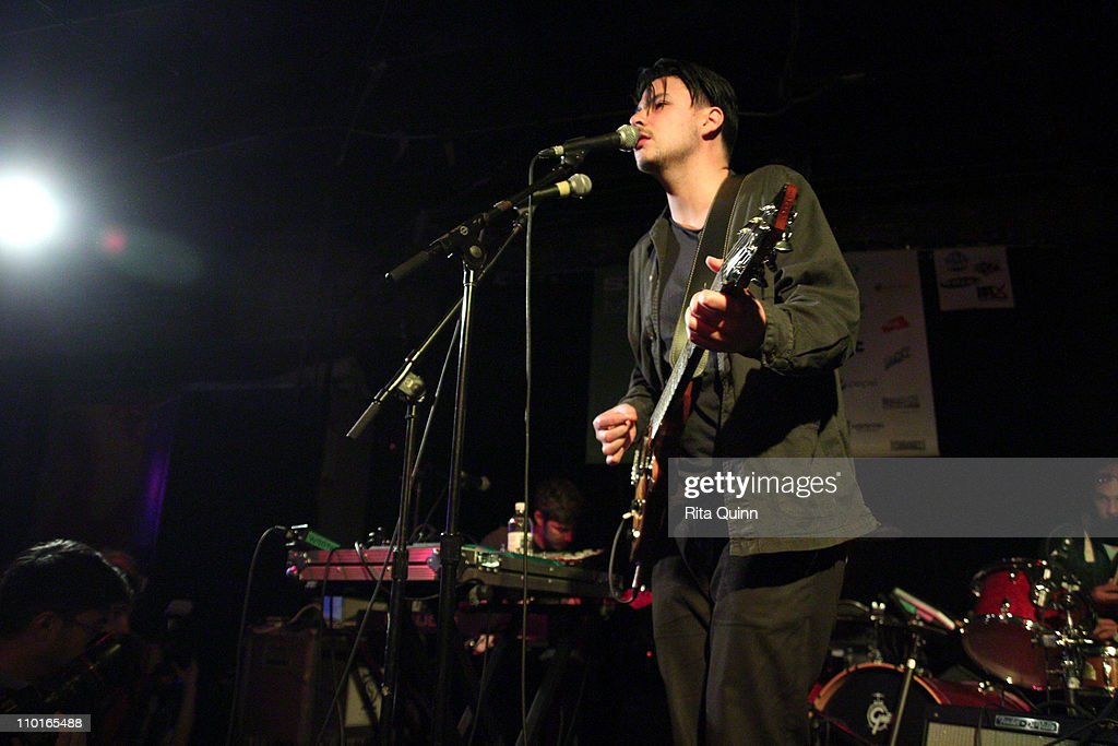 Musician Jamie Woon performs onstage at the 2011 SXSW Music, Film + Interactive Festival Pitchfork at Emo's Main Room on March 15, 2011 in Austin, Texas.