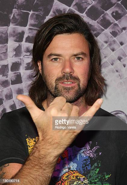 Musician Jarabe De Palo at the 8th Annual Latin GRAMMY Awards Univision Radio Remotes Room at Mandalay Bay on November 7 2007 in Las Vegas Nevada
