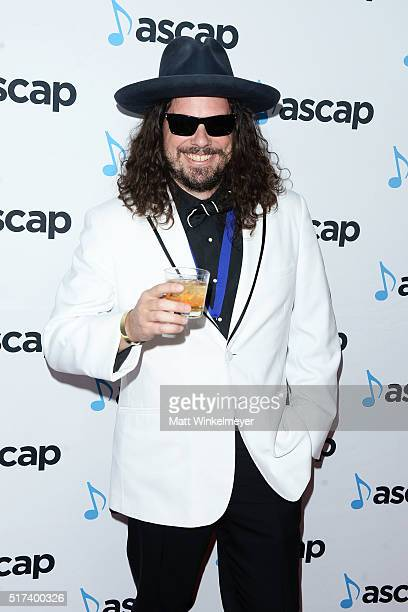 Musician Jared Gutstadt arrives at the 2016 ASCAP Screen Music Awards at The Beverly Hilton Hotel on March 24 2016 in Beverly Hills California