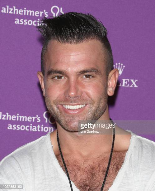 Musician Jay Allen attends the 35th Annual Alzheimer's Association Rita Hayworth Gala at Cipriani 42nd Street on October 23 2018 in New York City